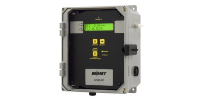 ENMET - Model GSM-60 - Gas Sampling Monitor with Internal Pump and Sensors
