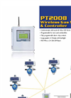 Model PT2008 - Wireless Gas Monitor & Controller Brochure