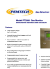 Model PT605 - H2S - Process Gas Analyzer Brochure