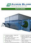 Continuous Double Flow Grain Driers Brochure