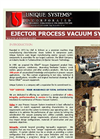 Process Vacuum Ejector Systems - Brochure