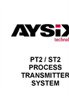 Aysix - PT2/ST2 - Process Transmitter System Manual