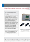 Aysix - 2000 - Multi-Parameter Analyzer (Dual Channel) Datasheet