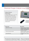 Aysix - M1000 - Dissolved Oxygen Analyzer (Single Channel) Datasheet