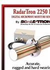 RadarTron - 2250 D - Digital Microwave Moisture Sensor Datasheet