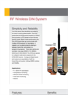 RF Wireless DIN System Datasheet