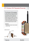 RF Wireless Repeater / Extender Datasheet