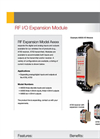 RF Wireless Expansion Module Datasheet
