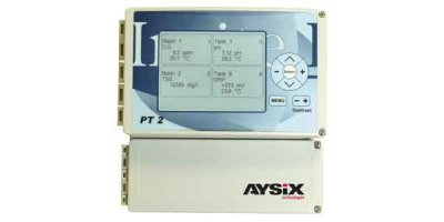 Aysix - Wireless Multi-Parameter Analyzer for DO, SS, pH, or ORP Sensor Input