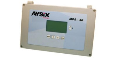Aysix - Model MPA48 - Multi-Channel Analyzer