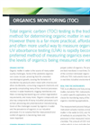 Organics Monitoring (TOC) Application Note