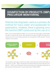 Disinfection By-Products (DBP) Precursor Monitoring Application Note