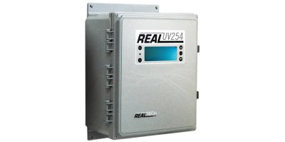 Real Tech - Model M Series UV254 - Wastewater Online Analyzer
