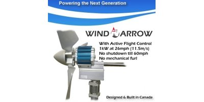 Model 1kW - Wind Arrow