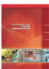 Integrated Voice Evacuation and Messaging System Brochure