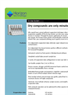 DryVap - Automated In-Line Drying and Concentration System Datasheet