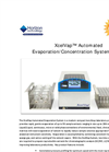Horizon XcelVap - Automated Concentration and Evaporation System Datasheet