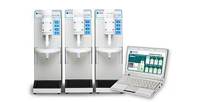 SPE-DEX - Model 4790 - Fully Automated SPE Extraction System