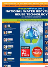 National Water Recycling & Reuse Technology 2013 Conference