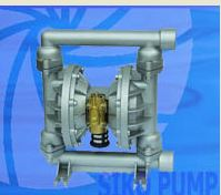 SIKO - Model QBY Series - Air Operated Diaphragm Pump