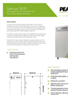 Genius - Model 3031 - Nitrogen/Dry Air Generator for Sciex Mass Spectrometers - Datasheet