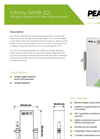 Model Infinity NM18-32L - Nitrogen Generator for Mass Spectrometers - Datasheet