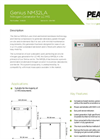 Model Genius NM32LA - Nitrogen Generator - Brochure