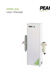 Model Infinity NM18L-45L - Nitrogen Generator for Mass Spectrometers - Manual