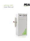 Peak Scientific - Model Infinity 1051 - Nitrogen Generator - User Manual