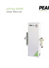 Peak Scientific - Model Infinity 9000 - Compressor-Less Nitrogen Generator - User Manual