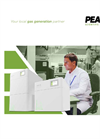 Genius XE Standalone High Performance Nitrogen Generators for Analytical Applications - Brochure