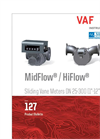 MidFlow / HiFlow Sliding Vane Meters