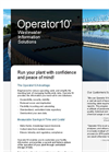 Operator10 Wastewater Product Sheet