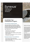 Synexus Pretreatment Product Sheet