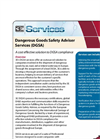 DGSA Services Brochure