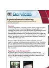 Exposure Scenario Authoring Brochure