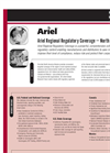 Ariel Regional Regulatory Coverage – North America Brochure