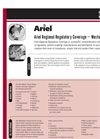 Ariel Regional Regulatory Coverage – Western Europe Brochure