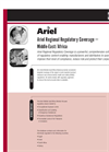 Ariel Regional Regulatory Coverage – Middle-East/Africa Brochure
