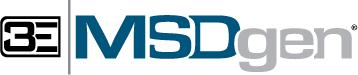 3E MSDgen - SDS Authoring, Management and Distribution Chemical Regulatory Compliance Suite