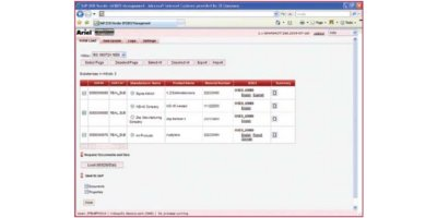 ADM-VMSDS - Vendor MSDS Management