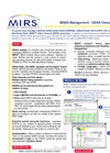 MSDS Module Fact Sheet - Brochure