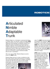 ANAT AME-100 Modular Hyper-Redundant Industrial Manipulator Specifications