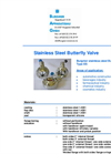 ES - Butterfly Valve Brochure