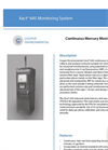 Xact® 645 Continuous Mercury Monitor (CEMs)