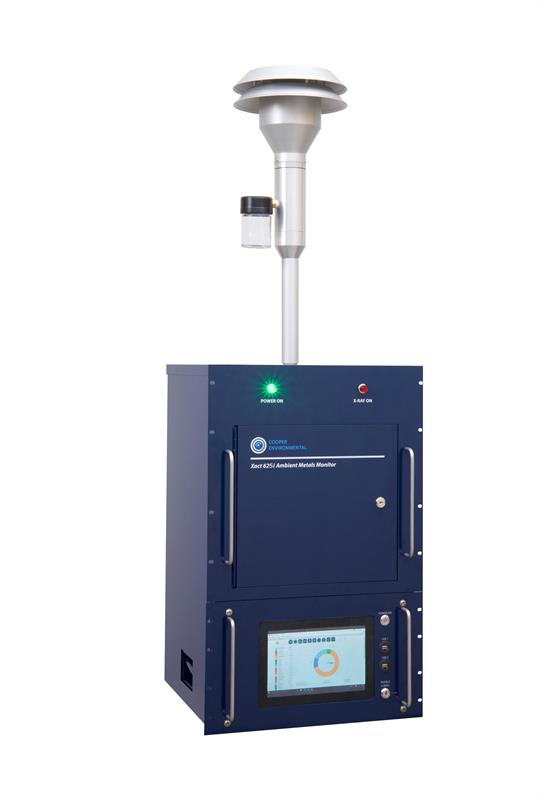 Cooper Environmental - Model Xact® 625i - Ambient Continuous Metals Monitor