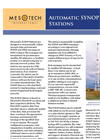 SYNOP - General Meteorological Stations and Networks Brochure