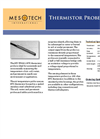 Model MT-TP0001 - Thermistor Probe Brochure