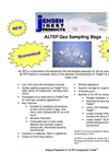 ALTEF - Gas Sampling Bags Brochure