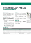 Organoclay - Model PM-199 - Organic Adsorption Media - Technical Datasheet